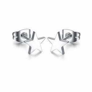 Jewelry - ‼️4/$25‼️Dainty Silver Star Earrings